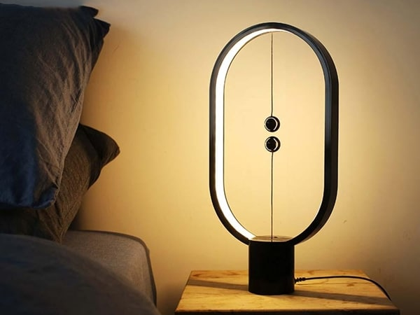 Too Cool Lamp With Magnetic Ball Light Switch Too Cool Not To Own